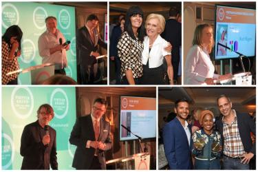 Nadiya Hussain and Ruth Rogers top this year's Fortnum & Mason Awards
