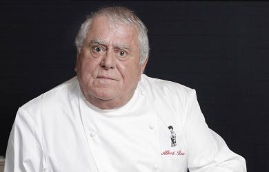 Chef Albert Roux OBE has died