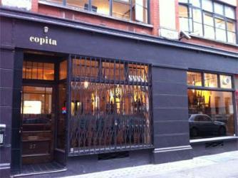 Barrica launching tapas bar Copita in Soho