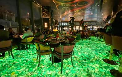Test Driving the Ivy Asia - an instant hit arrives in St Paul's