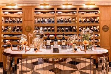 Harrods unveils its Fine Wines and Spirits Rooms