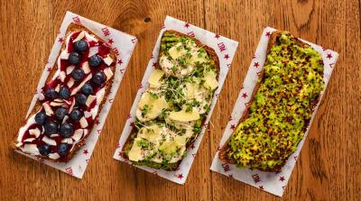 Pret have just unveiled a massive new menu - here's what's on it