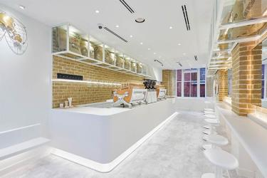 High-end Japanese coffee % Arabica comes to London, opening in Covent Garden and Broadway market