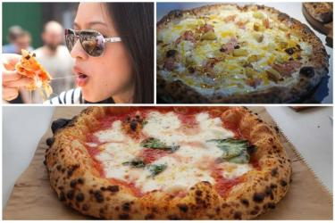 The London Pizza festival is back at Borough Market