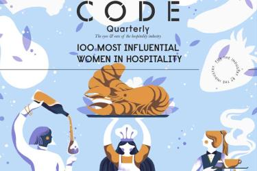 The 100 most influential women in UK hospitality - according to CODE