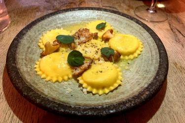 Manteca is the permanent Soho restaurant from Chris Leach and David Carter, following their hit Heddon St residency
