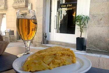 48 hours eating and drinking in Santiago de Compostela and Pontevedra