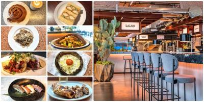 Test Driving Arcade Food Theatre - eight great London restaurants, all under one roof