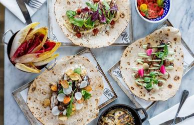 The Great British Bab Off will see five restaurants competing for the Best London kebab title