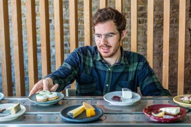 Pick and Cheese at Seven Dials Market will be London's (nay the world's) first cheese conveyor belt restaurant