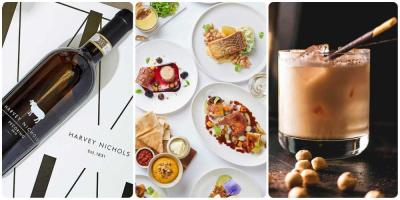 Perfect gifts for foodies and wine-lovers - gift experiences at Harvey Nichols