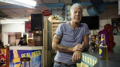 Celebrity chef Anthony Bourdain dies at 61