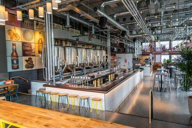 Aussie brewery Little Creatures open a London taproom in King's Cross