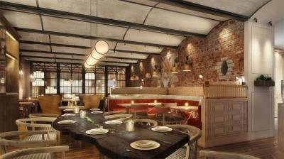 Robin Gill's Dairy team opening Great Scotland Yard Hotel restaurant, cocktail bar, tea room and more