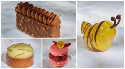 Harrods brings in top French pastry chefs for a summer afternoon tea residency series