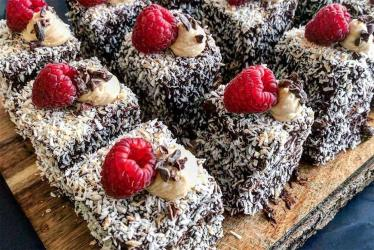 Top chefs, restaurateur and bakers join forces for The Lamington Project