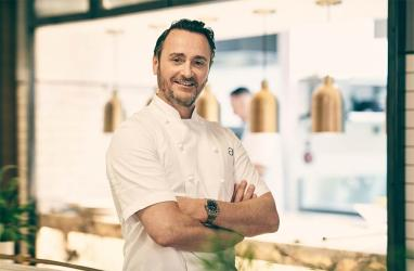 Jason Atherton heads to the shops with Harrods Social