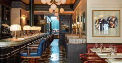 Moncks of Dover Street is a new Mayfair brasserie from the Park Chinois team