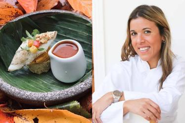 Luciana Berry takes over Mortimer House for a Brazilian feast