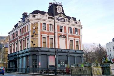 Plans to turn The Archway Tavern into a wine bar AND nursery are rejected