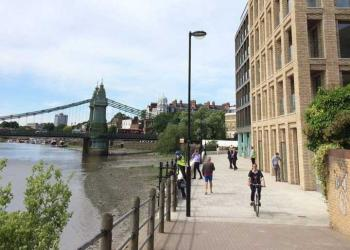 Sam's Riverside will be the destination restaurant at Riverside Studios by Hammersmith Bridge - updated