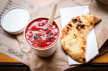 Pizza Soup hits the menu at Pizza Pilgrims Exmouth Market