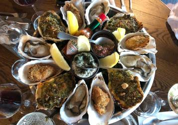 Test Driving The Mariners in Rock (with a stay in Padstow Townhouse too)