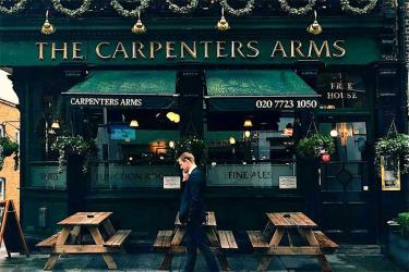 Three London pubs make it into AA's The Pub Guide 2020