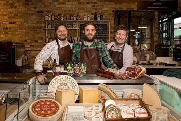 The Camden Grocer opens the doors to its luxury deli and cafe in Camden's Stables Market