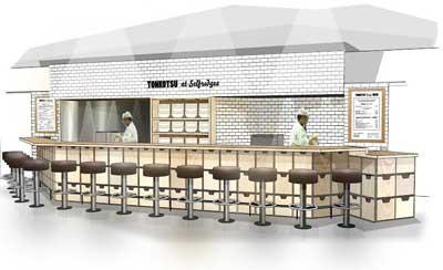 Tonkotsu ramen bar to open at Selfridges