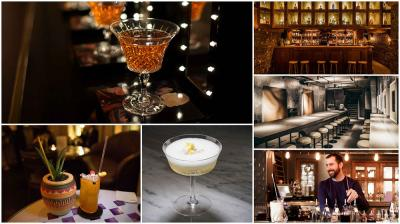 London's hot new bars and best new cocktail menus