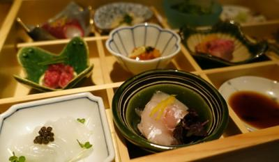 Kobe beef specials and beautiful presentation - we Test Drive Engawa