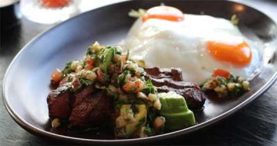 Seamus Mullen launches weekend brunch at Sea Containers