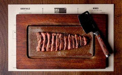 Flat Iron's next London Bridge steak restaurant is at Clink Street