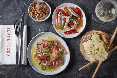 Terra Terra is a new all-day Italian on Finchley Road