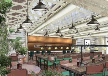 Hoxton Holborn opening with Soho House's Hubbard and Bell, Chicken Shop and coffee by Holborn Grind