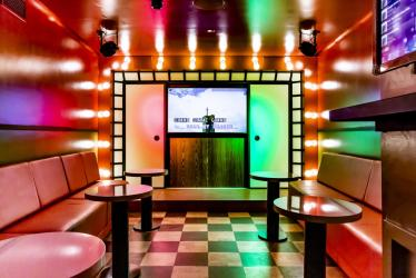 London's best karaoke rooms with good food
