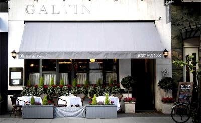 Galvin Bistrot de Luxe on Baker Street is to close