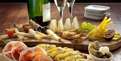 Champagne + Fromage French deli and bistro to open in Greenwich Market