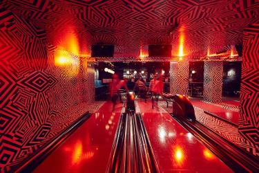 MEATliquor and Queens go all Big Lebowski