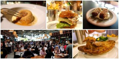 The best of London's food and drink in 2017 - The Hot Dinners Awards  - the full list