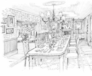 Mayfair's Punchbowl reopens after a huge makeover