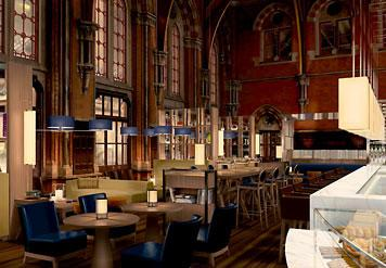 Marcus Wareing to open The Gilbert Scott brasserie at St Pancras