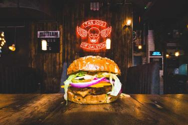 Brewdog team up with Biff's Jack Shack to make BrewDog Dalston their first vegan bar