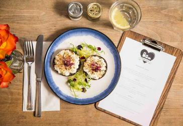 Cupboard Love Café pop up will serve up free lunches to Londoners for a day
