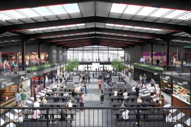 Boxpark Wembley is opening in Wembley Park - even more food traders announced