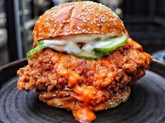 Coqfighter pick Soho's Beak Street for their first central London restaurant
