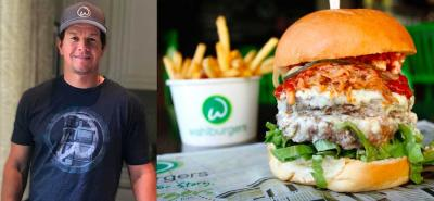 Mark Wahlberg brings Wahlburgers to London in Covent Garden