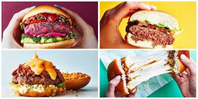 Here are the seven new burgers Byron has put on the menu