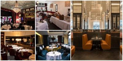 The best London restaurants for French fine dining